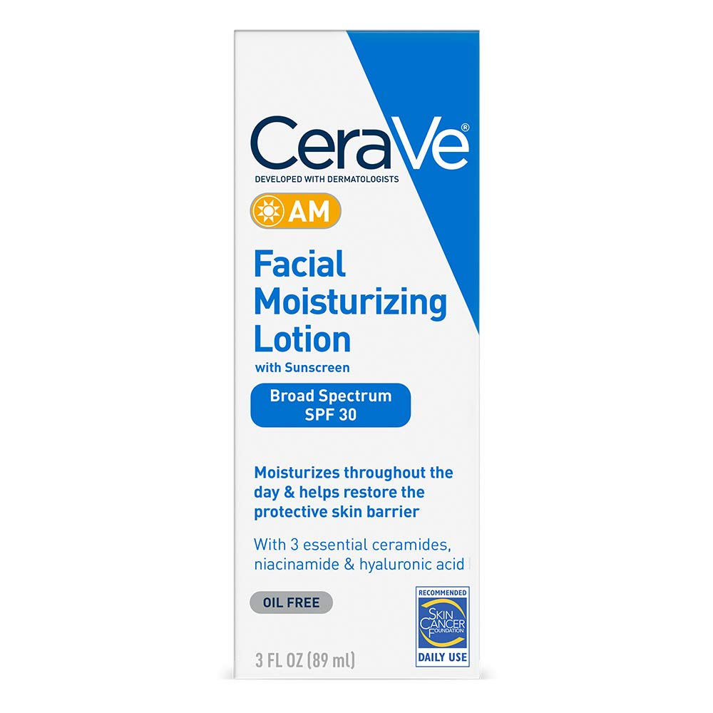 CeraVe Facial Moisturizing Lotion AM