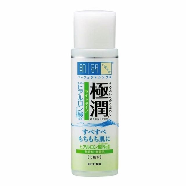 Hada Labo Gokujyun Super Hyaluronic Acid Hydrating Lotion
