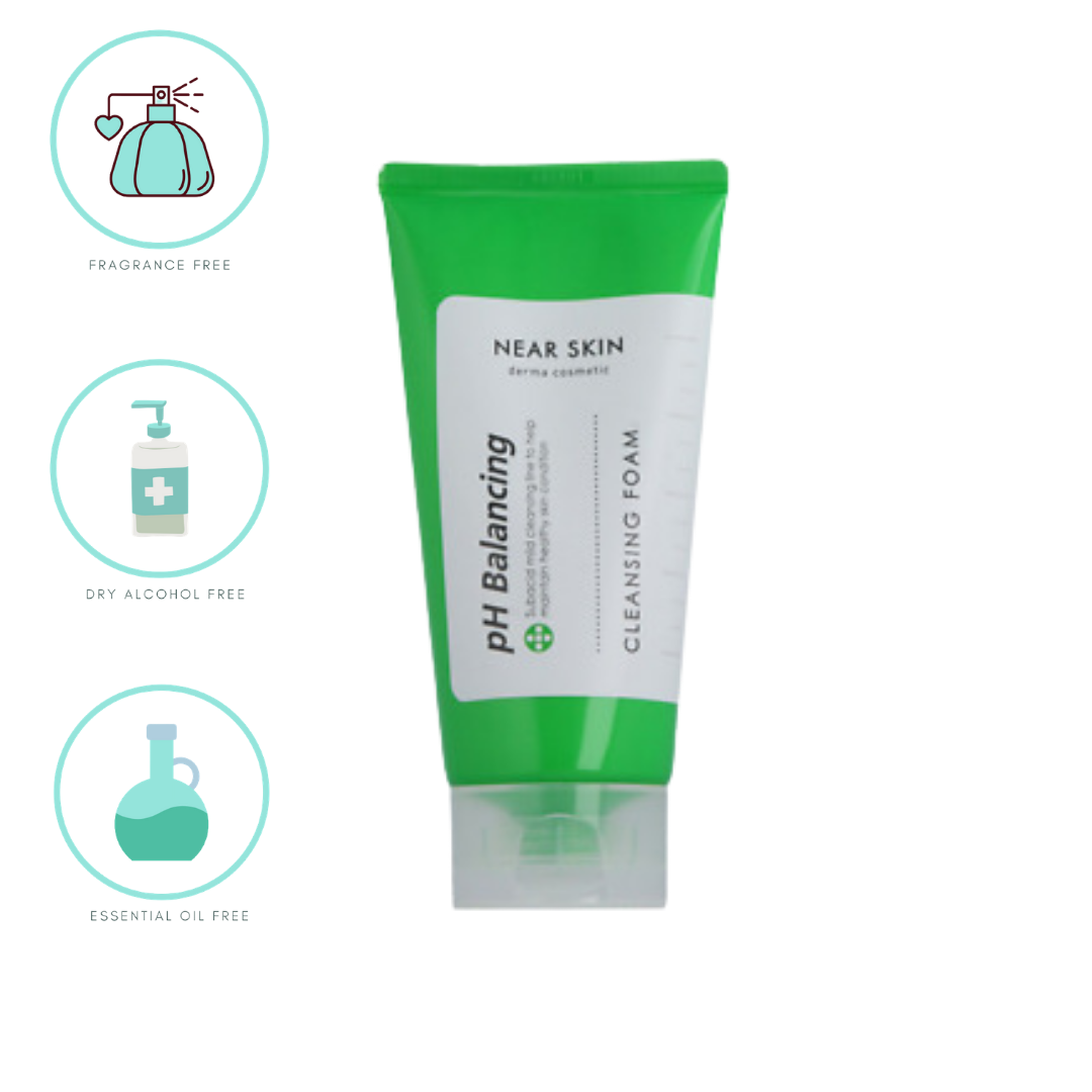 http://savskin.co/assets/img/products/Missha Near Skin pH Balancing Cleansing Foam