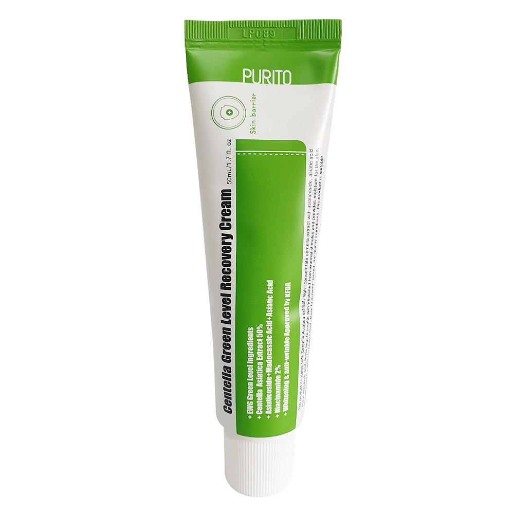 PURITO Centella Green Level Recovery Cream