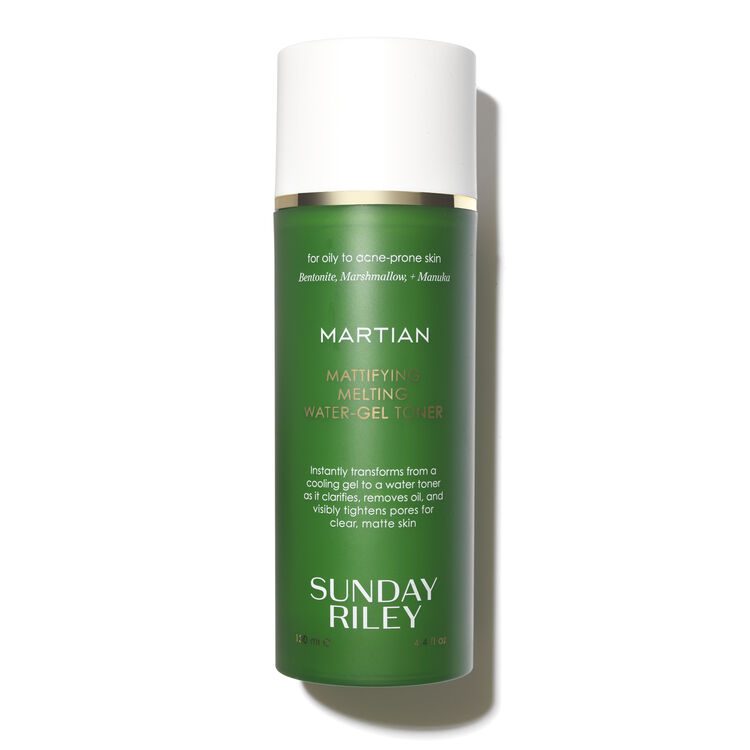 Sunday Riley Martian Mattifying Melting Water-Gel Toner