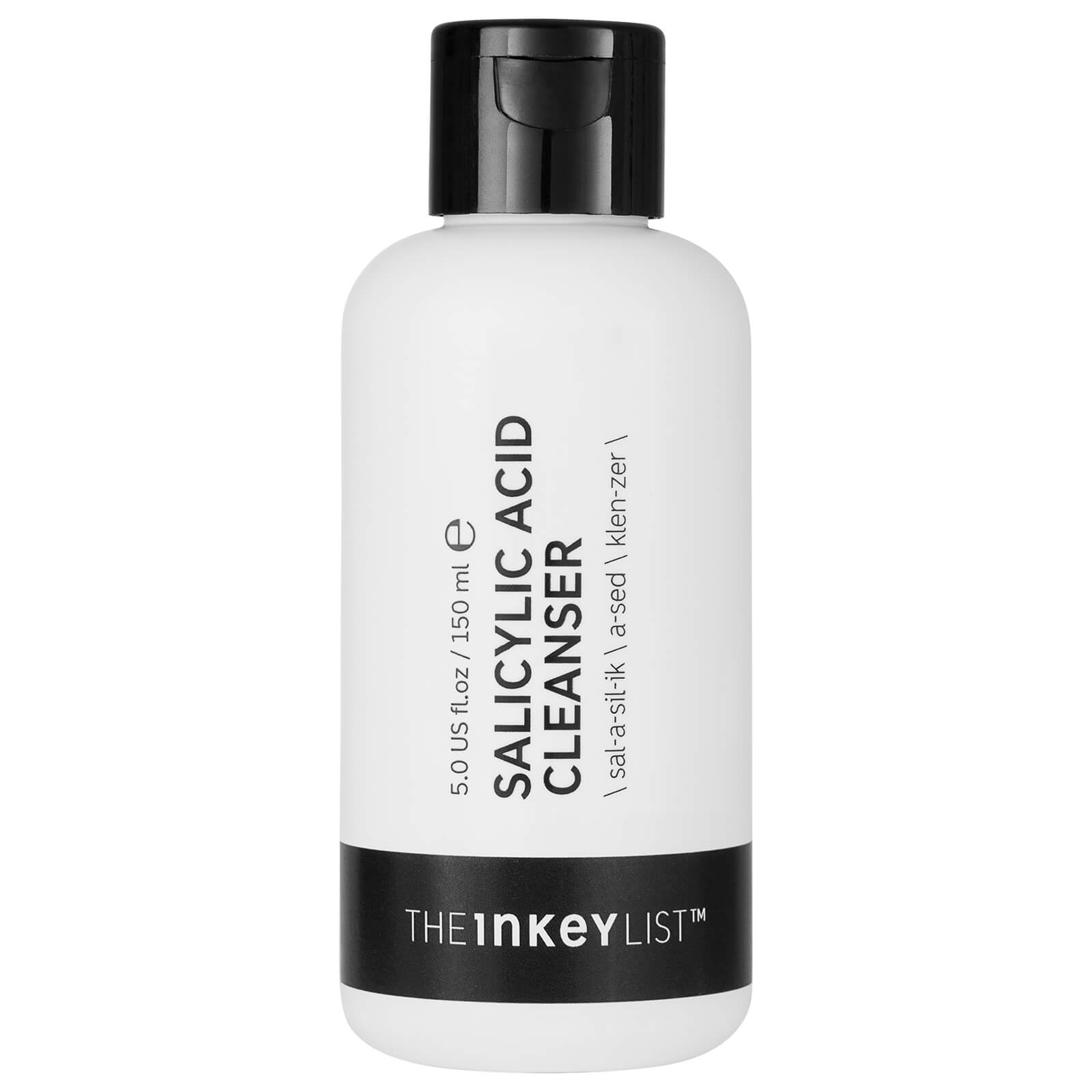 The Inkey List Salicylic Acid Acne + Pore Cleanser