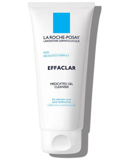 La Roche-Posay Effaclar Medicated Gel Acne Face Wash