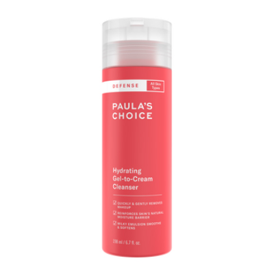Paula's Choice Defense Hydrating Gel-to-Cream Cleanser