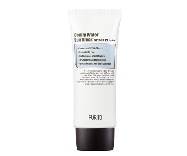 Purito Comfy Water Sun Block